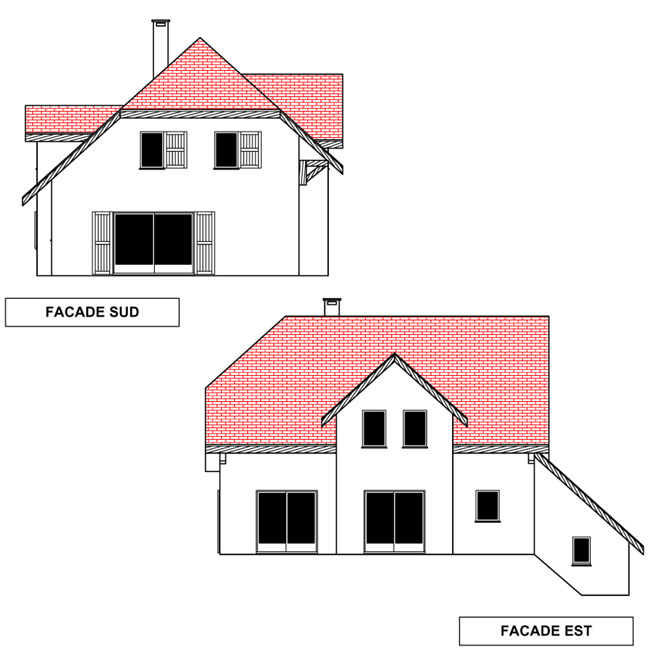 les pi ces joindre aux demandes d 39 autorisation d 39 urbanisme commune de rosi res. Black Bedroom Furniture Sets. Home Design Ideas